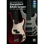 Alfred Music Publishing Garantiert Bass lernen