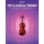 Hal Leonard 101 Classical Themes Violin
