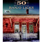 Centerstream 50 Most Requested Banjo Licks