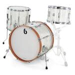"British Drum Company Lounge Series 20"" Wind. Pearl"