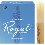 DAddario Woodwinds Royal Boehm Bb- Clarinet 1,5