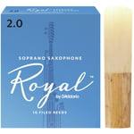 DAddario Woodwinds Royal Soprano Sax 2