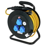 GIFAS Cable Reel 502 50m PRCD-S