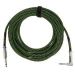 Ernie Ball Instr.Cable Braided BGR EB6066