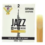Marca Jazz unfiled Soprano Sax 2