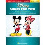 Hal Leonard Disney Songs For Two A-Sax