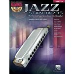 Hal Leonard Harmonica Play-Along Jazz