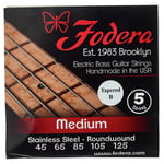 Fodera 5-String Set Medium SS T