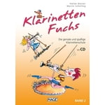 Hage Musikverlag Klarinetten Fuchs Vol.2