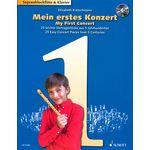 Schott My First Concert Recorder