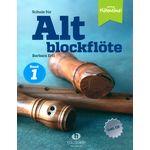 Holzschuh Verlag Schule für Altblockflöte 1 +CD