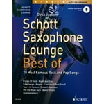 Schott Saxophone Lounge Best Of A-Sax