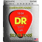DR Strings DR Silver Stars SIA-12