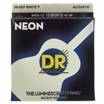DR Strings DR Neon Hi-Def White 012-054