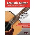 Cascha Verlag Acoustic Guitar Learn To Play