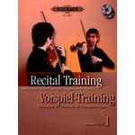 Edition Peters Vorspiel-Training Violin Vol.1