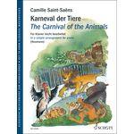 Schott Saint-Saens Karneval d. Tiere