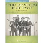 Hal Leonard The Beatles For Two Trumpets