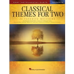 Hal Leonard Classical Themes Two Trumpets