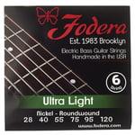 Fodera 6-String Set Ultra Light N