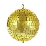 Eurolite Mirror Ball 15 cm gold