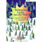 Siebenhüner Musikverlag Weihnachten Welt Clarinet