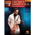 Hal Leonard Sax Play-Along G. Washington