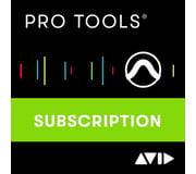 Avid Pro Tools Annual Subscription