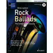 Schott Rock Ballads T-Sax