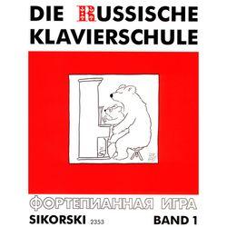 Russische Klavierschule 1 Sikorski Musikverlage