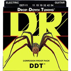 DDT-11 Roundwound Strings Set DR Strings