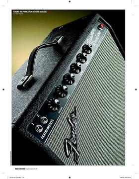 Fender 65  Princeton  Reverb Reissue