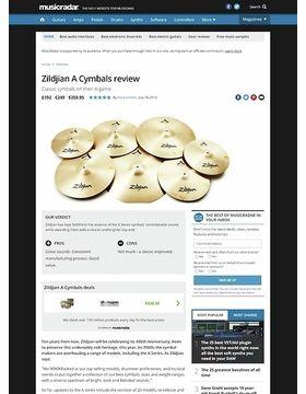 Zildjian A Cymbals