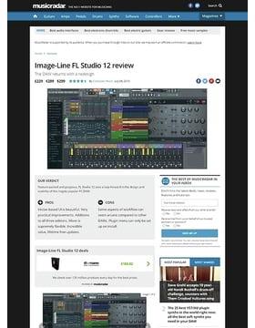 Image-Line FL Studio 12