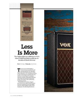 VOX mini superbeetle 25 stack