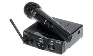 Drahtlosmikrofone