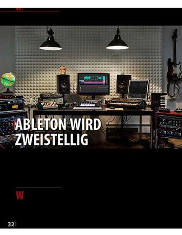 Professional Audio Ableton Live 10