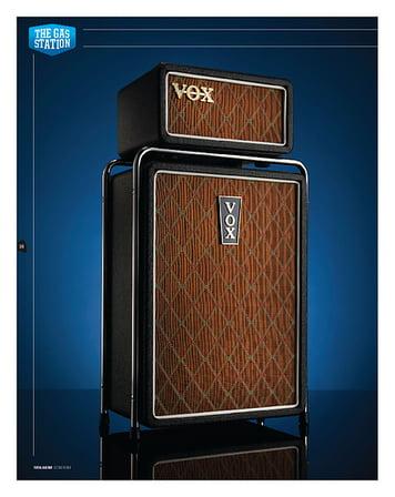 Total Guitar Vox Mini SuperBeetle