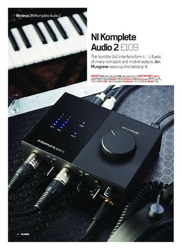 Future Music NI Komplere Audio 2