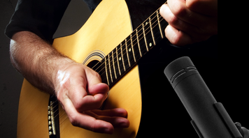 Recording Acoustic Guitars