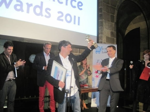 2011 · Gewinner des Global E-Commerce Summit