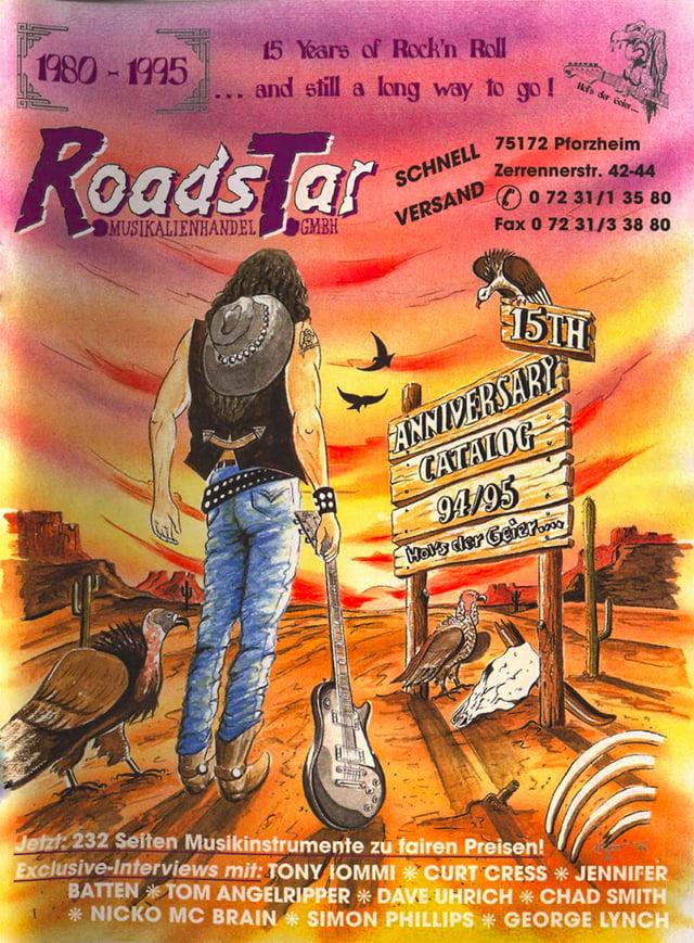 Die Roadstar-Übernahme