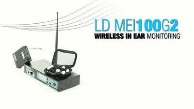LD Systems MEI 100 G2: Wireless InEar-System