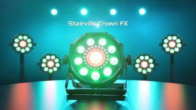 Stairville Crown FX