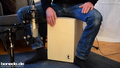 Thomann Cajon Construction Kit