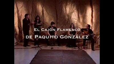 DG De Gregorio Cajon Flamenco