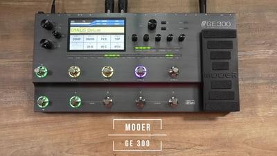 Mooer GE 300 Muli Effect Prozessor