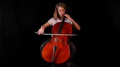 Edgar Russ Scala Perfetta Cello