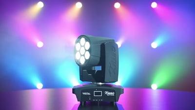 Varytec Hero Wash 715 HEX LED