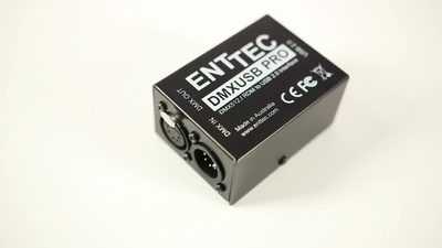 Enttec DMX USB Pro Interface
